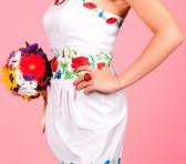 Машинная вышивка на выпускном платье thumbnail