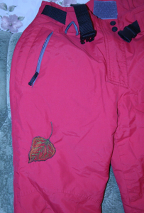 Вышивка и ремонт одежды